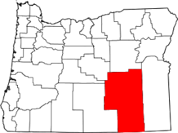 Interactive Harney County Map Hub